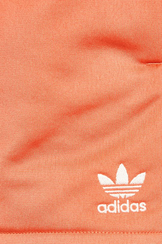 červená adidas Originals - Kraťasy