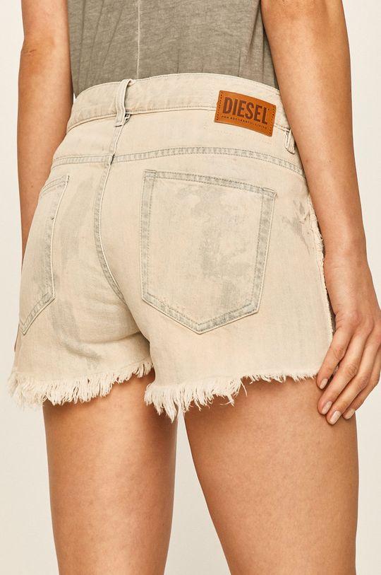 Diesel - Szorty jeansowe 100 % Bawełna