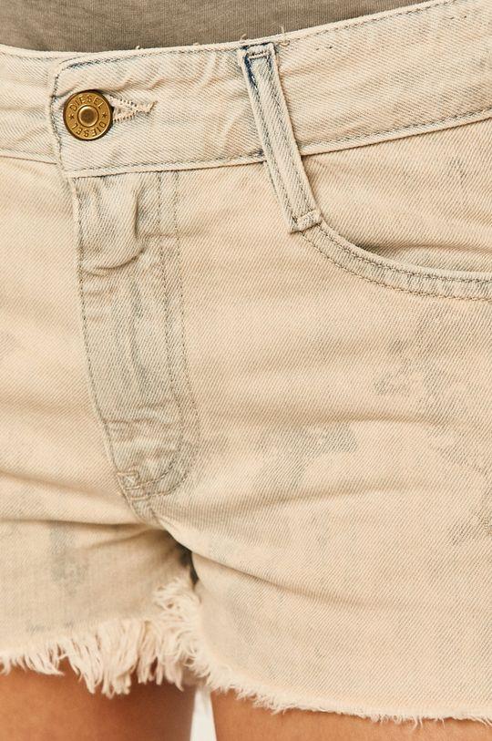 jasny niebieski Diesel - Szorty jeansowe