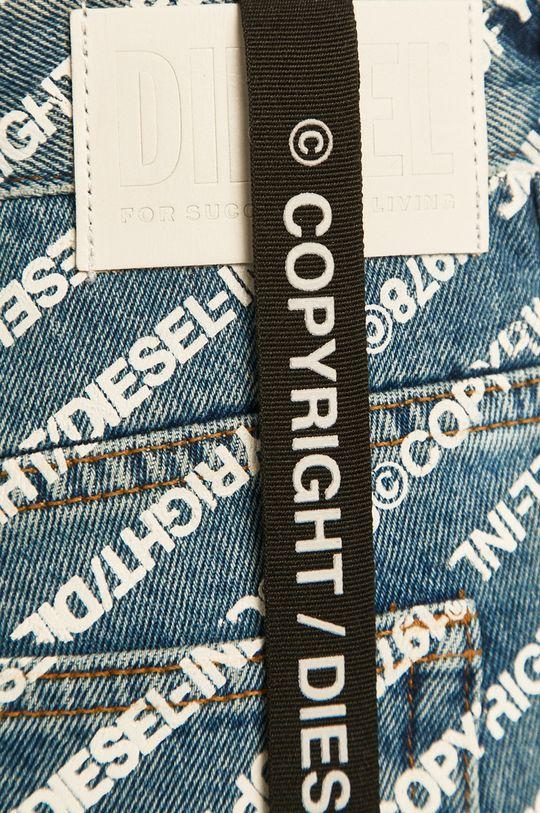 modrá Diesel - Džínové šortky
