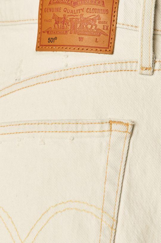 svetlomodrá Levi's - Rifľové krátke nohavice