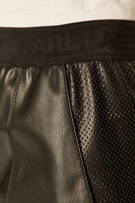 čierna Karl Lagerfeld - Šortky