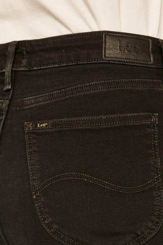 černá Lee - Džínové šortky