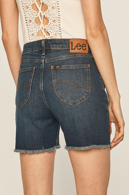 Lee - Džínové šortky Svršek: 84% Bavlna, 1% Elastan, 15% Polyester