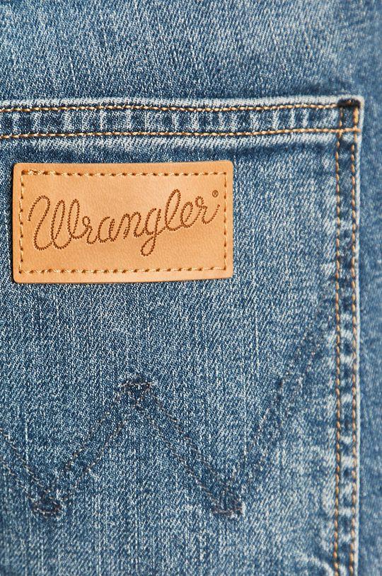 námořnická modř Wrangler - Džínové šortky