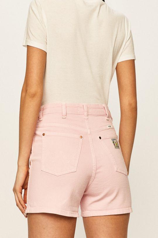 Wrangler - Дънкови къси панталони  Горна част: 99% Памук, 1% Еластан