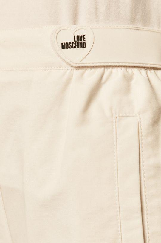 biały Love Moschino - Szorty