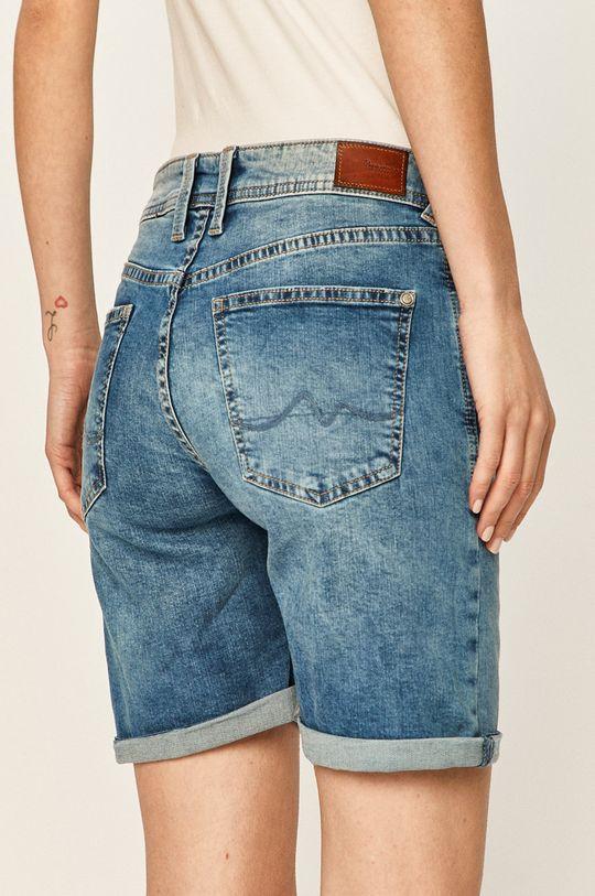 Pepe Jeans - Džínové šortky Poppy 98% Bavlna, 2% Elastan