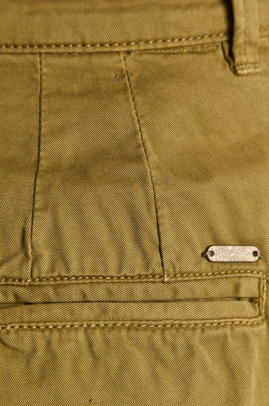 zelená Pepe Jeans - Šortky Mamba