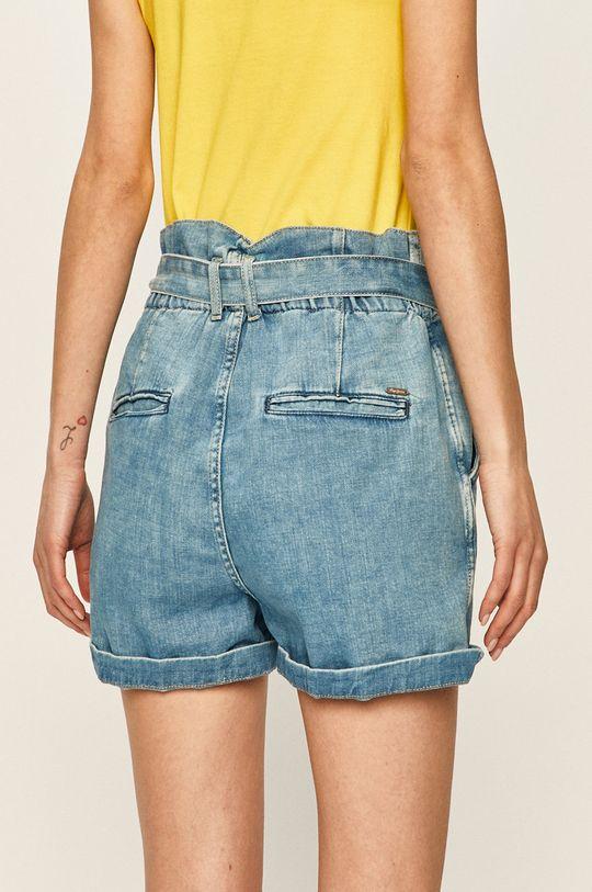 Pepe Jeans - Kraťasy Hlavní materiál: 100% Bavlna Podšívka kapsy: 35% Bavlna, 65% Polyester