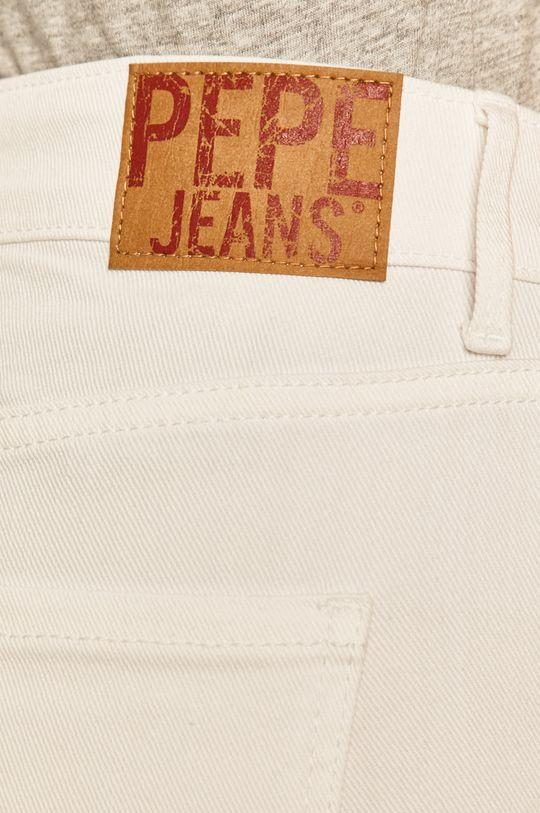 bílá Pepe Jeans - Kraťasy Archive