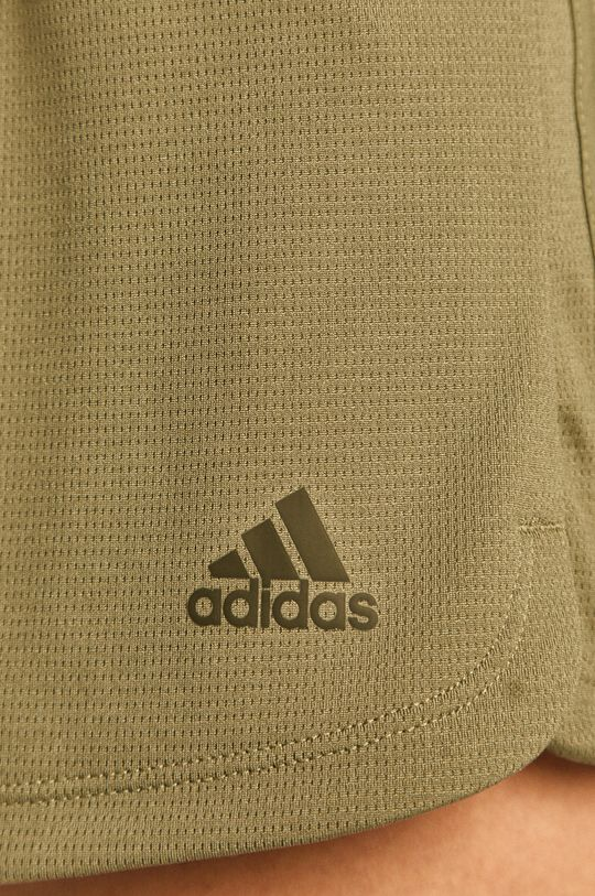 adidas Performance - Kraťasy  100% Polyester