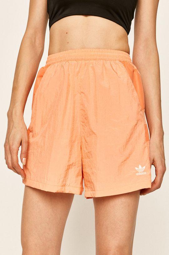 mandarin adidas Originals - Pantaloni scurti De femei