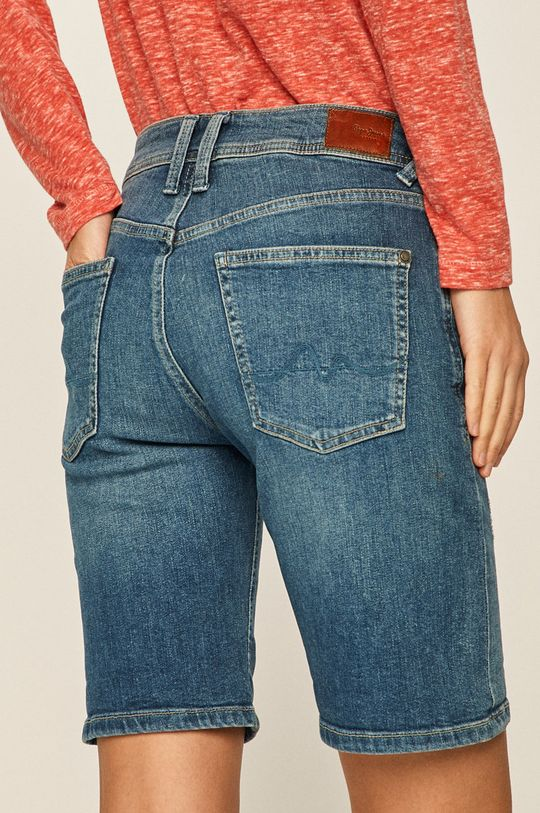 Pepe Jeans - Kraťasy Poppy 98% Bavlna, 2% Elastan