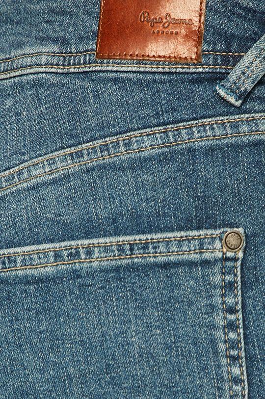 modrá Pepe Jeans - Kraťasy Poppy