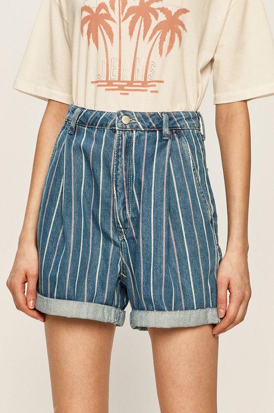 син Pepe Jeans - Дънкови къси панталони Aurora Archive Жіночий
