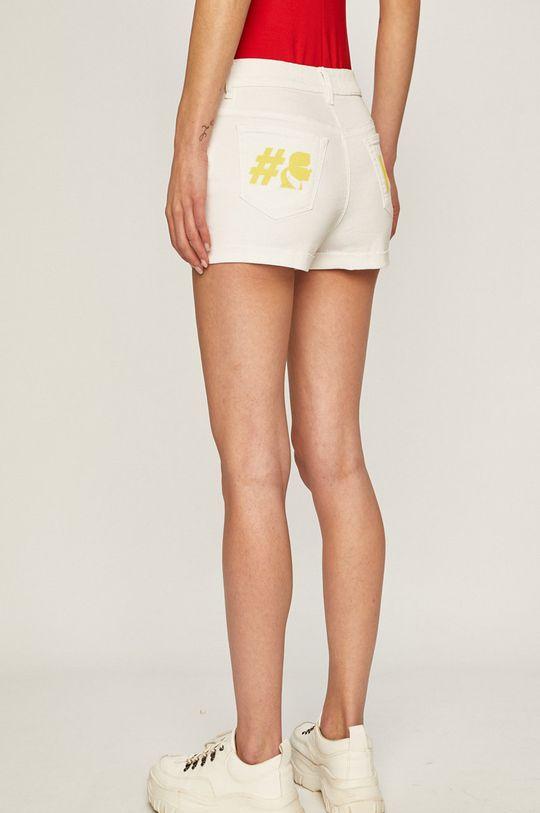 Karl Lagerfeld Denim - Rifľové krátke nohavice  98% Bavlna, 2% Elastan