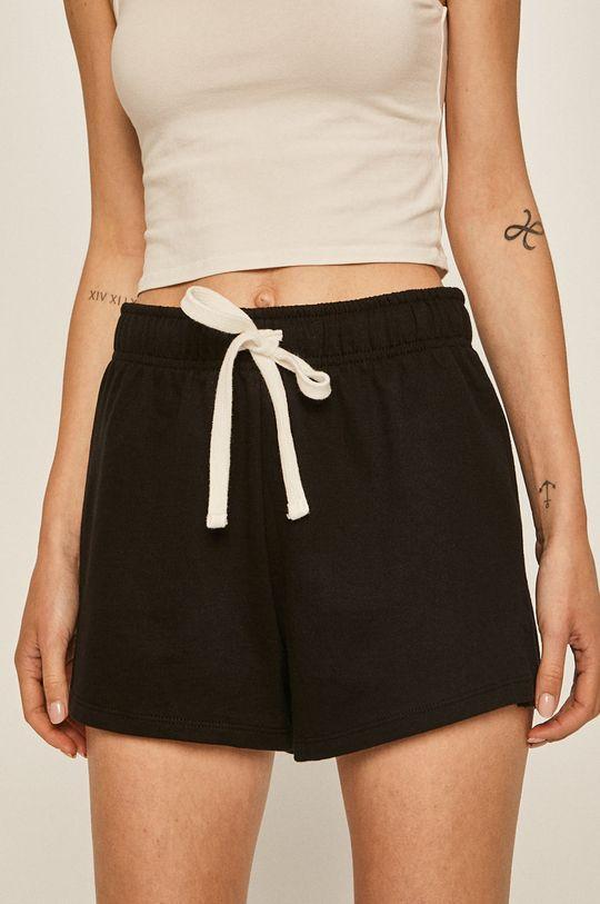 negru Tally Weijl - Pantaloni scurti De femei