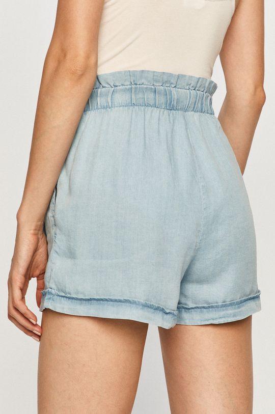 Tally Weijl - Rifľové krátke nohavice  100% Lyocell