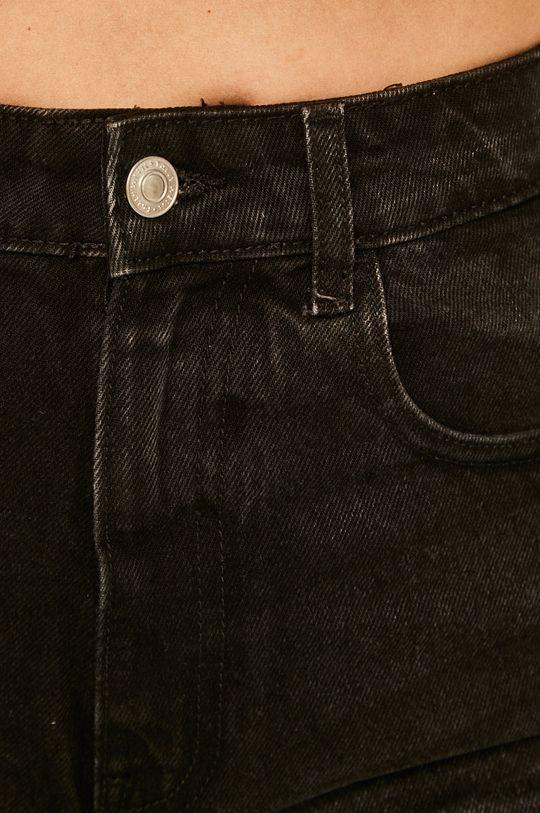 černá Tally Weijl - Džínové šortky
