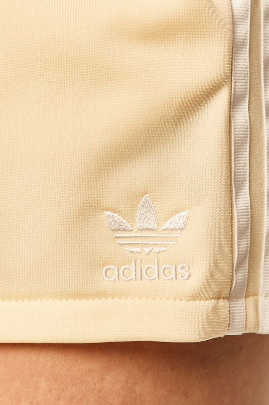 jasně žlutá adidas Originals - Kraťasy