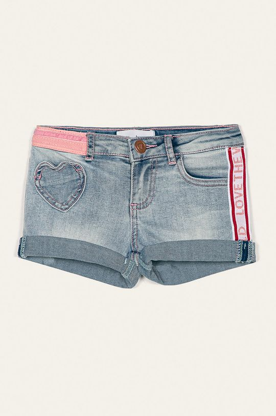 modrá Desigual - Detské krátke nohavice 104-164 cm Dievčenský