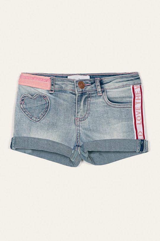 albastru Desigual - Pantaloni scurti copii 104-164 cm De fete