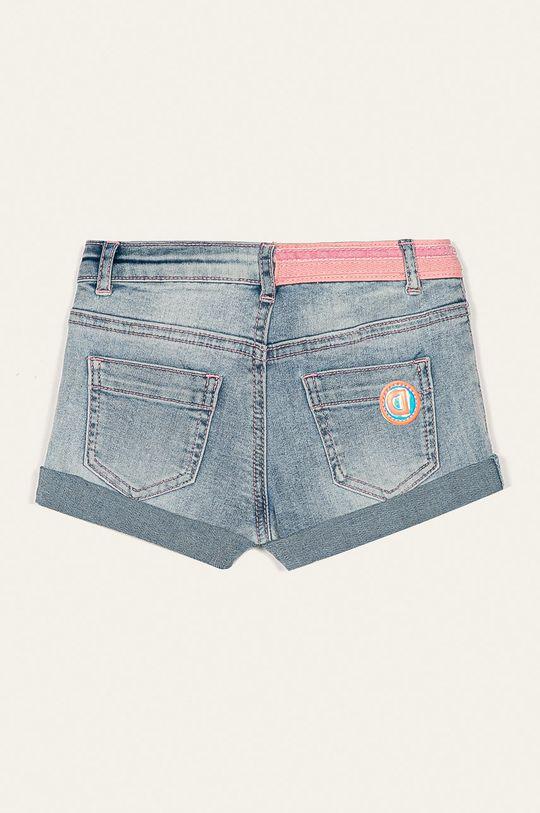 Desigual - Detské krátke nohavice 104-164 cm modrá