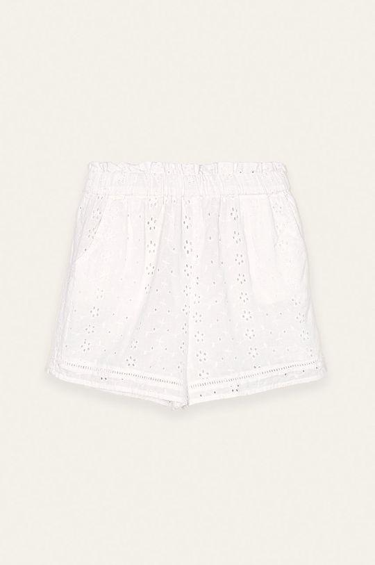 biały Kids Only - Szorty dziecięce 134-164 cm Dziewczęcy