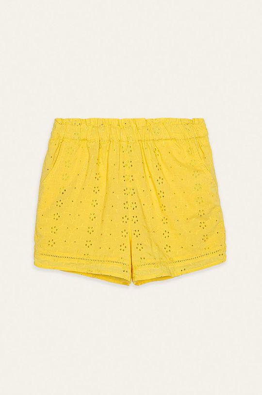 žlutá Kids Only - Dětské kraťasy 134-164 cm Dívčí