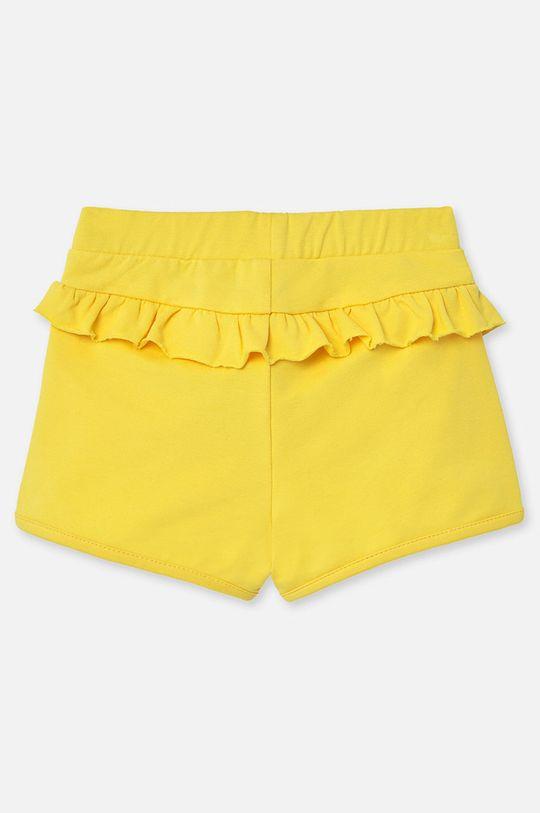 Mayoral - Pantaloni scurti copii 80-98 cm galben