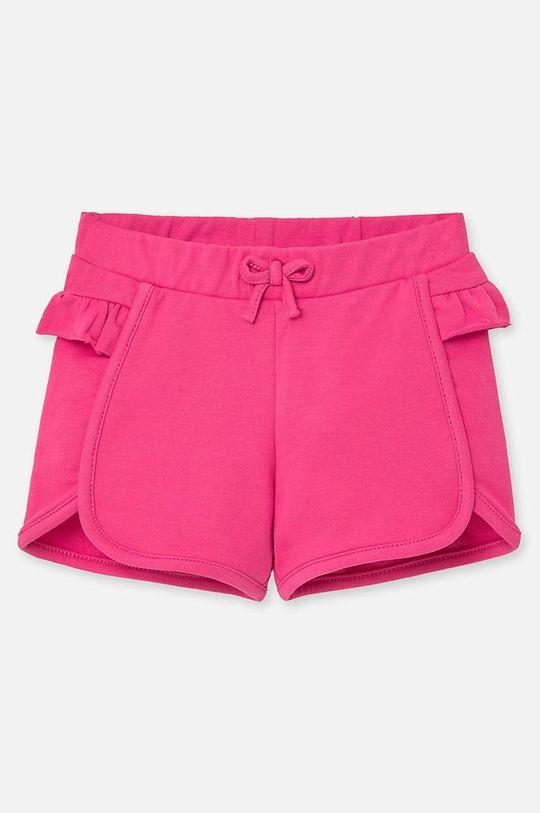 fucsie Mayoral - Pantaloni scurti copii 80-98 cm De fete