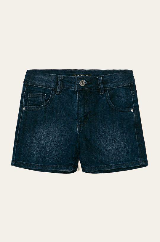 námořnická modř Guess Jeans - Dětské kraťasy 118-175 cm Dívčí