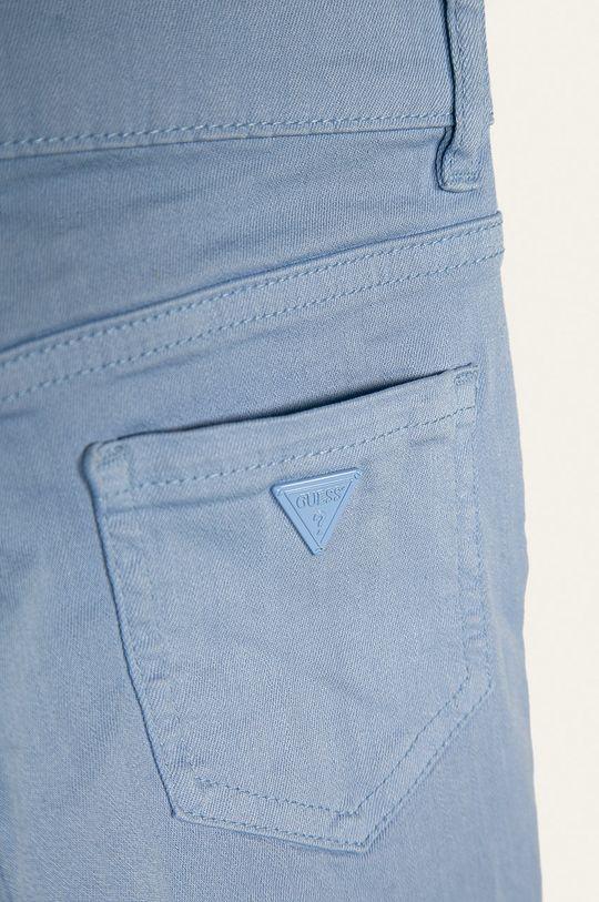 Guess Jeans - Szorty dziecięce 118-175 cm jasny niebieski