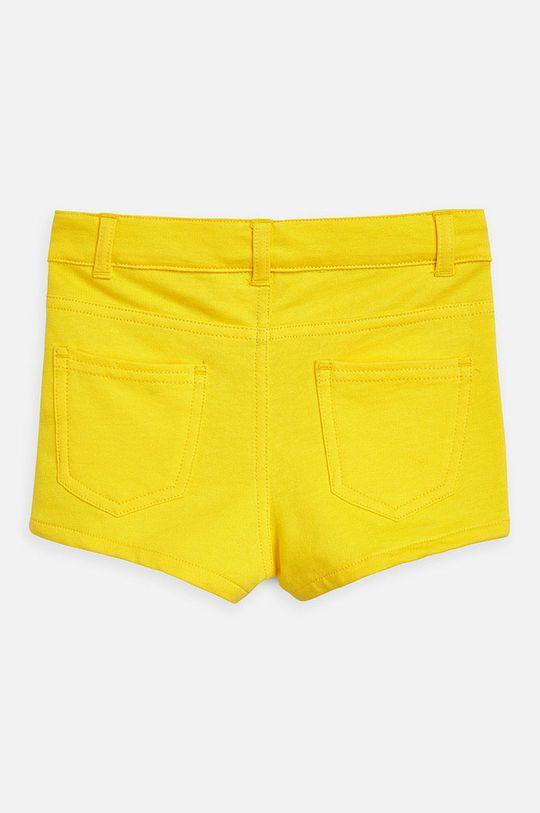 Mayoral - Detské krátke nohavice 92-134 cm žltá