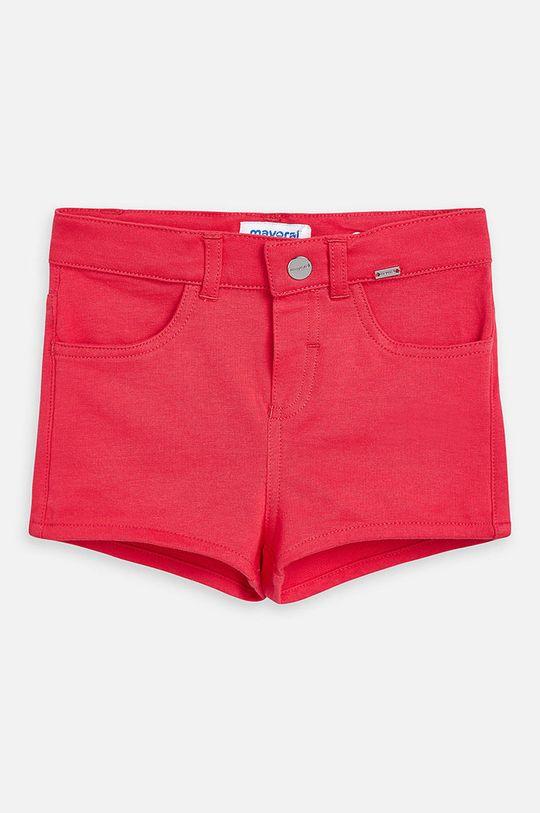roz ascutit Mayoral - Pantaloni scurti copii 92-134 cm De fete