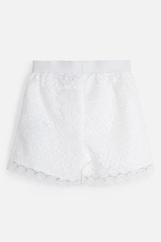 Mayoral - Pantaloni scurti copii 128-167 cm crem