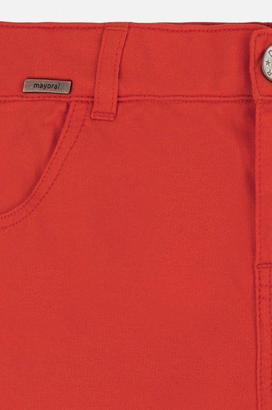rosu ascutit Mayoral - Pantaloni scurti copii 128-167 cm