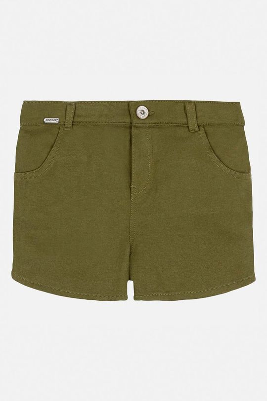 verde inchis Mayoral - Pantaloni scurti copii 128-167 cm De fete
