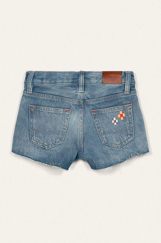 Pepe Jeans - Szorty dziecięce Ivy Craft 128-180 cm niebieski