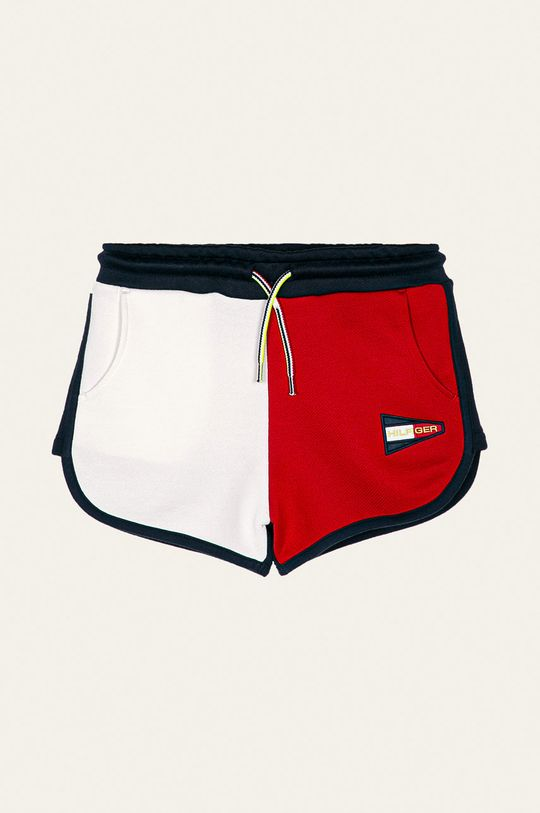 viacfarebná Tommy Hilfiger - Detské krátke nohavice 140-176 cm Dievčenský