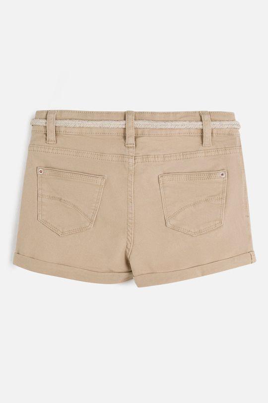 Mayoral - Detské krátke nohavice 128-167 cm béžová