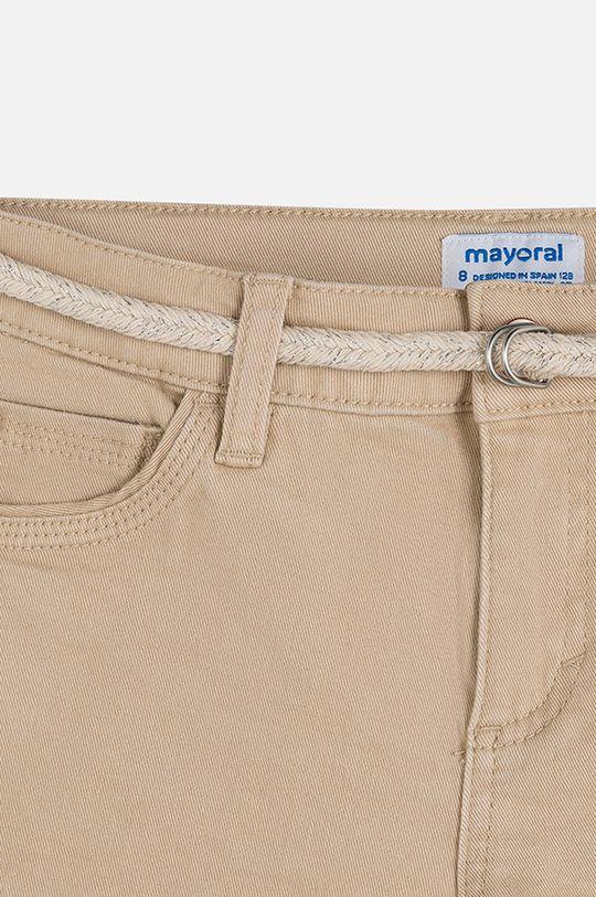Mayoral - Detské krátke nohavice 128-167 cm  98% Bavlna, 2% Elastan