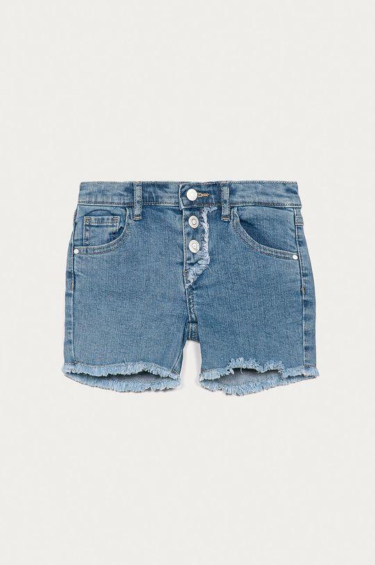 modrá Guess Jeans - Dětské kraťasy 92-122 cm Dívčí