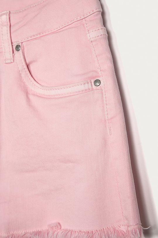 Pepe Jeans - Dětské kraťasy Patty 128-180 cm  Hlavní materiál: 98% Bavlna, 2% Elastan Ozdobné prvky: 100% Bavlna