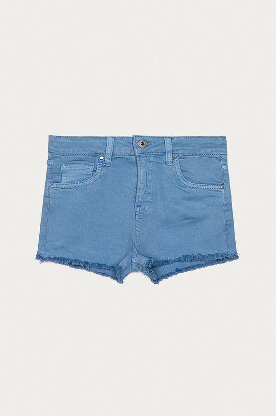modrá Pepe Jeans - Dětské kraťasy Patty 128-180 cm Dívčí