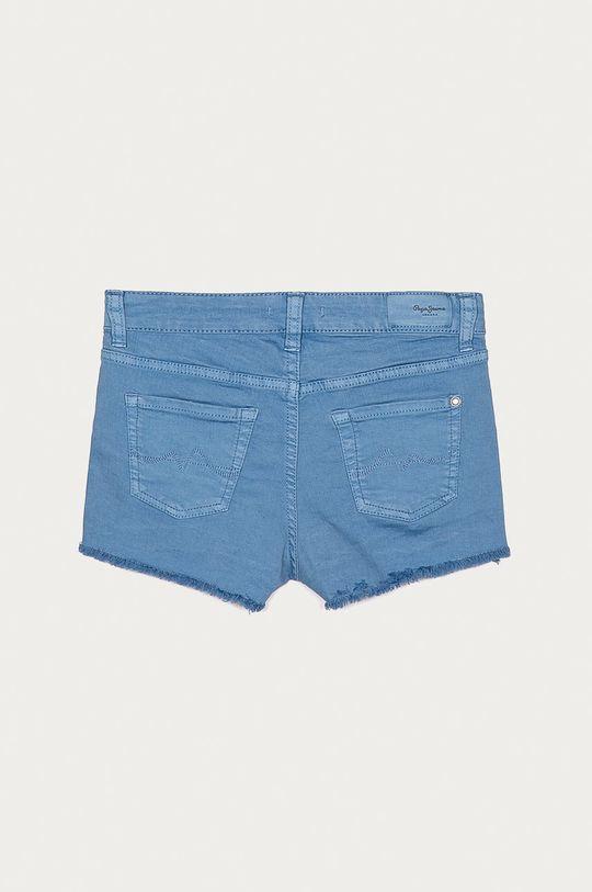 Pepe Jeans - Dětské kraťasy Patty 128-180 cm modrá