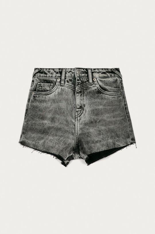 szary Pepe Jeans - Szorty dziecięce Roxie 140-180 cm Dziewczęcy