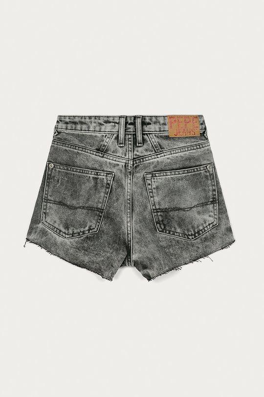 Pepe Jeans - Szorty dziecięce Roxie 140-180 cm szary