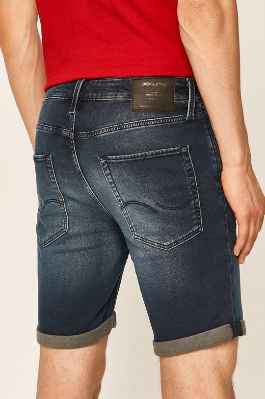Jack & Jones - Džínové šortky 77% Bavlna, 1% Elastan, 22% Polyester